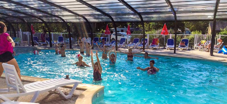 Camping Angers avec piscine