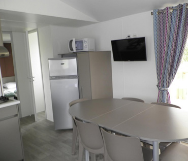 location mobil home Angers