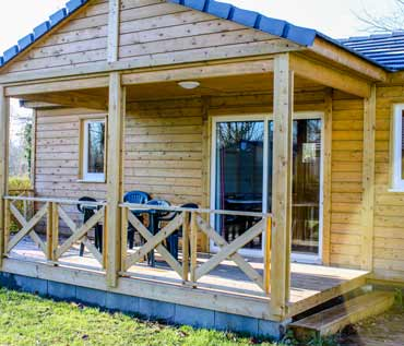 location vacances camping Angers
