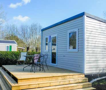Angers mobile home rental - Pays de Loire mobile home rental