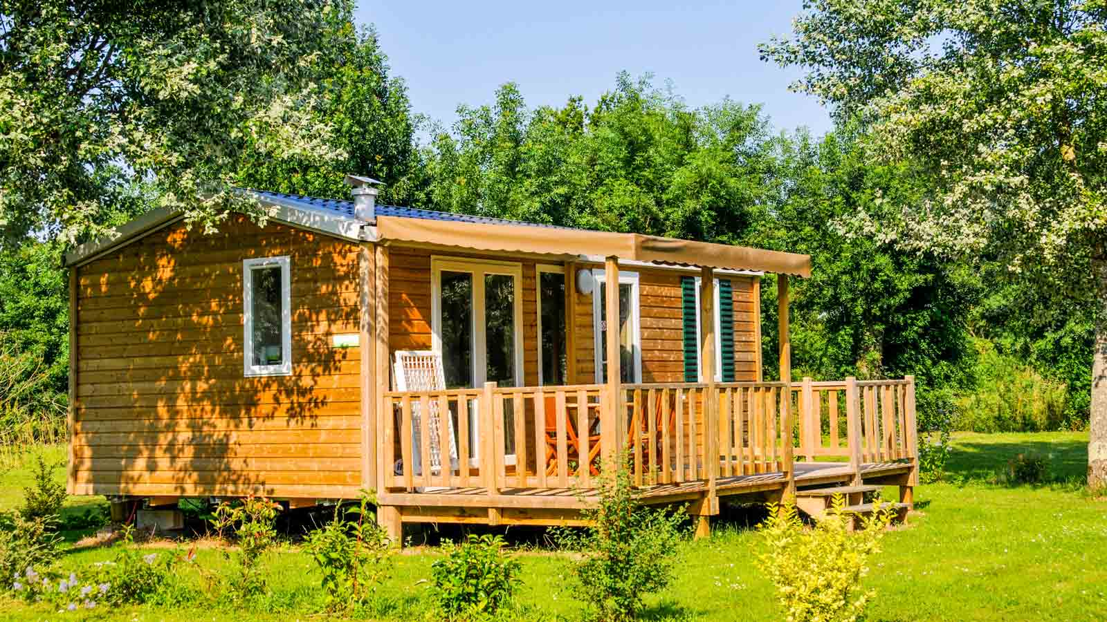 Location mobil-home Loire